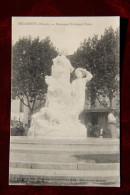 BEDARIEUX - Monument à Ferdinand FABRE - Bedarieux