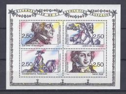 FRANCE. YT Bloc 13 Bicentenaire De La Révolution Française 1991 Neuf** - Mint/Hinged