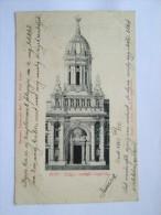 Arad - Minoritarend Templom ,cp 1902 - Romania