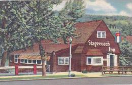 Colorado Manitou Springs Stagecoach Inn Restaurant