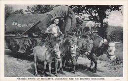 Colorado Pritchett Orville Ewing &amp  His Touring Menagerie