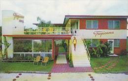 Florida Daytona Beach Tropicana Motel