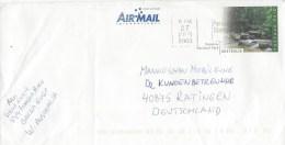 Australia 2000 Balga Daintree National Park Postage Paid Aerogramme Envelope - Aerogrammen