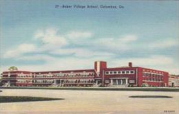 Georgia Columbus Baker Village School
