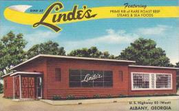 Georgia Albany Linde's Restaurant