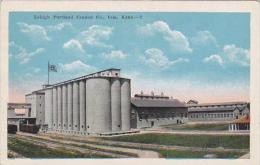 Kansas Iola Lehigh Portland Cement Company
