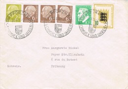 15889. Carta PFORZHEIM (Alemania Federal)  1956. - [7] West-Duitsland