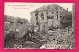 54 Meurthe-et-Moselle Ferme De Chaufontaine, Prés De Rehainviller, Bombardée Par Les Allemands, (Bastion, Lunéville) - Guerre 1914-18