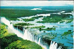 SAMBIA / RHODESIEN, Victoria Falls, 6 Postcards - Sambia