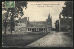 CPA Rumen-en-Cohiniac, Le Chateau - France