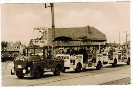 St Idesbald, Coxyde Express, Reclame Cecemel, Fristi, Tik Tak Pontiac (pk27248) - Koksijde