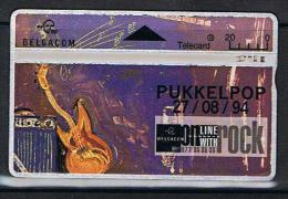 Belgacom Pukkelpop 94 Serienummer 406E - Belgien
