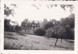 Foto Photo (6 X 9 Cm) Ferme De Mozet 1943 Collection Paul De Borman - Gesves