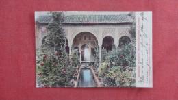 Spain > Andalucía> Granada  Stamp & Cancelk  2108 - Granada