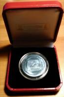 BVI - British Virgin Islands - 2005 - 150th Anniversary Of Inverted Swan Stamp From W. Australia - Titanium Coin - British Virgin Islands