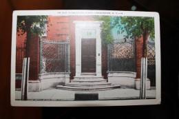 PP -UNITED STATES - CHARLESTON - AN OLD CHARLESTON STEPS - Charleston