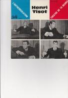 VINYLE -45 T - HENRI TISOT -L'AUTOCIRCULATION - - Humor, Cabaret