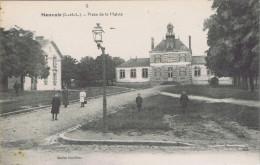 37 - Monnaie (Indre Et Loire) - Place De La Mairie - Monnaie
