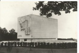 CP N/B - Neuville En Condroz (Neupré), Cimetière Américain Des Ardennes - Mémorial - Neupré