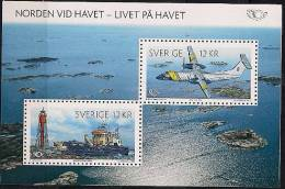 2012  Schweden  Sverige  Norden Bloc **MNH - Idées Européennes