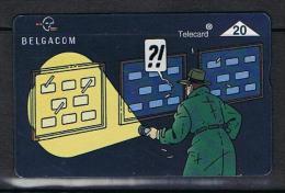 Belgacom Lessive Serienummer 701K - Belgique