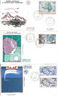 Petit Lots D'enveloppes Premier Jour - FDC