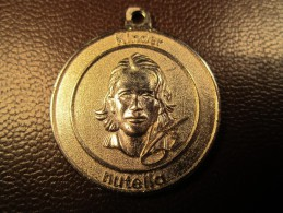 Equipe De France De Football Vincent CANDELA KINDER - NUTELLA - Nutella