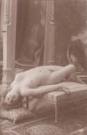 ORIGINAL Erotik Foto Karte Ca.1900-1910 - Fine Nude Art (...-1920)