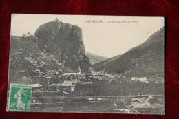 CASTELLANE - Vue Générale - Castellane
