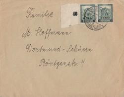 DR Brief Mef Minr.2x 463 SR Ansehen !!!!!!!!!!! - Deutschland