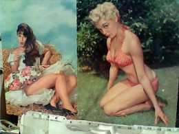 PIN UP PINUP RAGAZZE AL MARE SERIE 6 CARD N1970  FC6420 - Pin-Ups