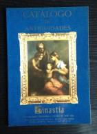 DINASTIA Catalogo De Antiguidades E Objectos De Arte 1993 Antiquity And Art Objects Catalog Portugal - Books, Magazines, Comics