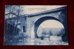 SAINT JEAN DU BRUEL - Le Pont Neuf - France