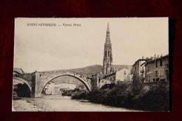 SAINT AFFRIQUE - Vieux Pont - Saint Affrique