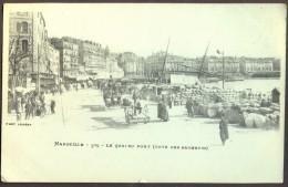 FRANCE - BOUCHES Du RHONE - MARSEILLE - PORT - No Travel - Cc 1900 - Vieux Port, Saint Victor, Le Panier