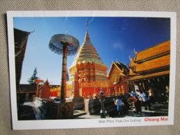 Wat Phra That Doi Suthep, Chiang Mai - Thaïland