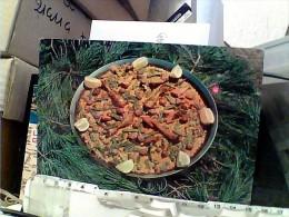 VALENCIA PAELLA  - COQUILLAGES - SHELL  CONCHIGLIE GAMBERI  FISH VB1966  FC6431 - Ricette Di Cucina
