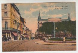 Oostende, Ostende, Place Marie José (pk26444) - Oostende