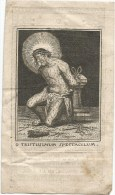 156. ANNA-CATHARINA LEDENT  - ST-TRUIJEN 1830 (81 Jaren) - Imágenes Religiosas