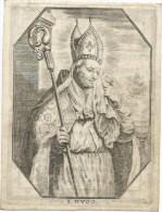 158.JOANNES ANDREAS CONINCX  -  ADVOKAET EN WELDOENER VAN DE KERKE EN ARMEN - HASSELT 1812 (65 Jaren) - Imágenes Religiosas
