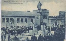 Soriano Nel Cimino - Viterbo - Inaugurazione Del Monumento Ai Caduti - Viterbo