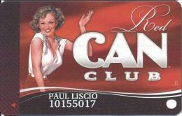 Eastside Cannery Casino Slot Card (printed) - Casino Cards