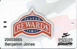 Fairgrounds Gaming & Raceway Hamburg NY Slot Card - Casino Cards