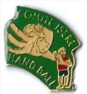 HANDBALL - H3 - COMITE ISERE - Verso :SM - Handball