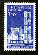 7688 - France 1976 -YT.#1902**  ( Cat. €.65 ) - Francia