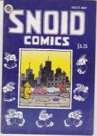 SNOID Comics. Adults Only.   Published By Kitchen Sink Enterprises - Boeken, Tijdschriften, Stripverhalen