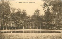 BELOEIL - Le Parc.  Bassin Ovale - Beloeil