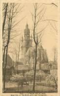 HALLE - De Kerk, Zicht Van Het Kanaal - Halle