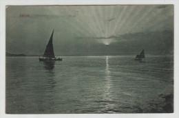 Austro Hungarian Monarchy Croatia Adria Sea Ship D K Budapest 1900s Post Card Postkarte POSTCARD - Croatie