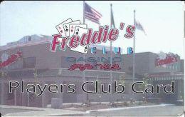 Freddie's Club Casino Fife WA Slot Card - Casino Cards